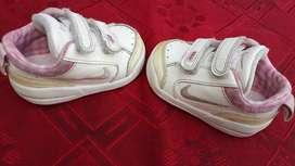 zapatillas n 18,5 NIKE originales