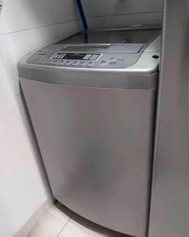 Lavadora Lg 26 libras Fuzzy Lógic