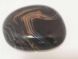Agata Seda Piedra 100% Natural 235 Quilates $ 90.000