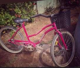Bicileta Rodado 26 Dama