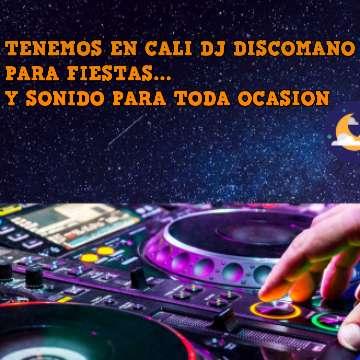 TENEMOS EN CALI DJ PARA FIESTAS Y SONIDO PARA TODA OCASION - ALQUILER