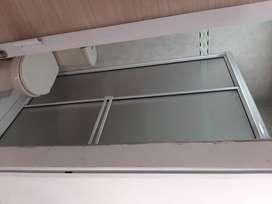 Elaboranos ventanas, puertas , rejas divisiones de baños en pvc vidrio templado