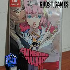 Catherine full body - Nuevo - Nintendo Switch