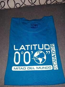 Camiseta de Hombre Talla M Nueva