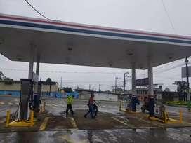 Venta de gasolinera en Ricaurte provincia de Los Rios