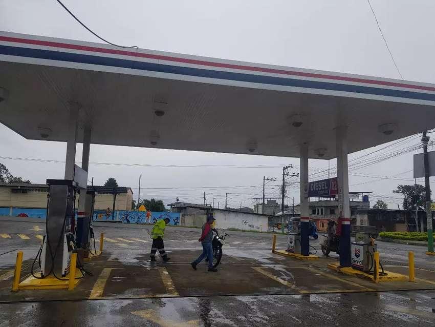 Venta de gasolinera en Ricaurte provincia de Los Rios 0