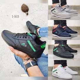 Zapato Tennis Deportivo Lacoste Para Caballero