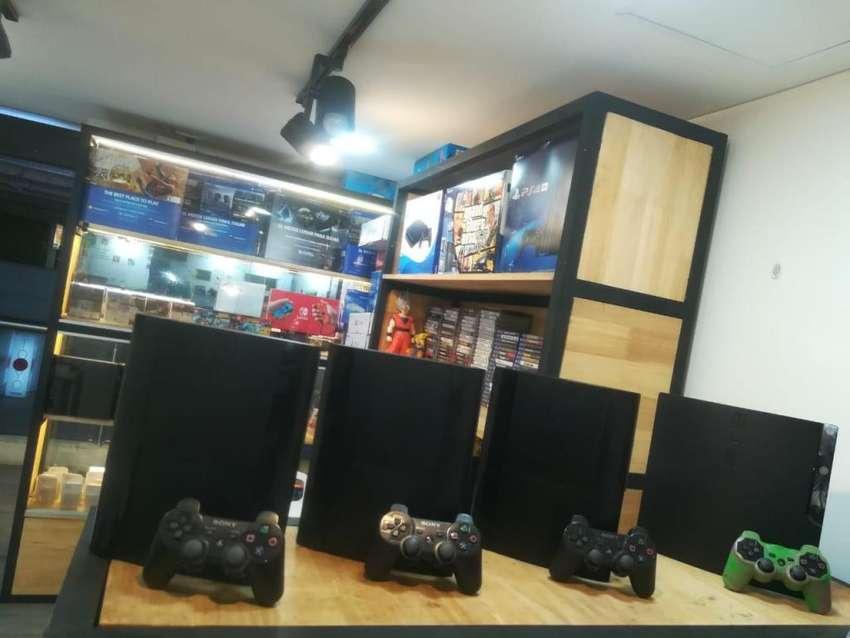 ps3 playstation 3 usados desde 370 mil garantia y factura legal 0