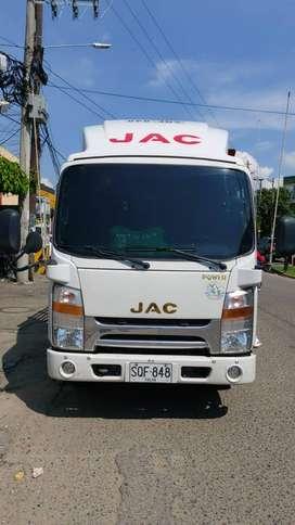 Turbo JAC JKR 1040 MODELO 2017