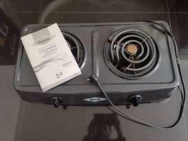 GRAN OPORTUNIDAD Cocineta eléctrica de mesa - Marca HACEB AREZZO