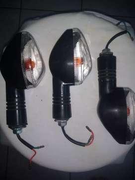 Guiños originales Honda XR/invicta