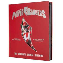 Power Rangers The Ultimate Visual History