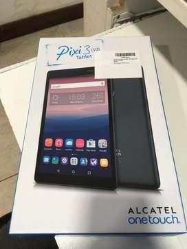 """Tablet Alcatel pixi 3 8080 10"""" con funda de regalo. Mercado pago"""
