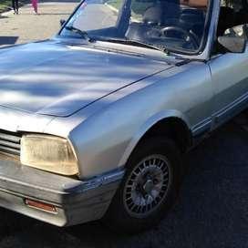 Peugeot 504 con Gnc Solo Gnc Liquido