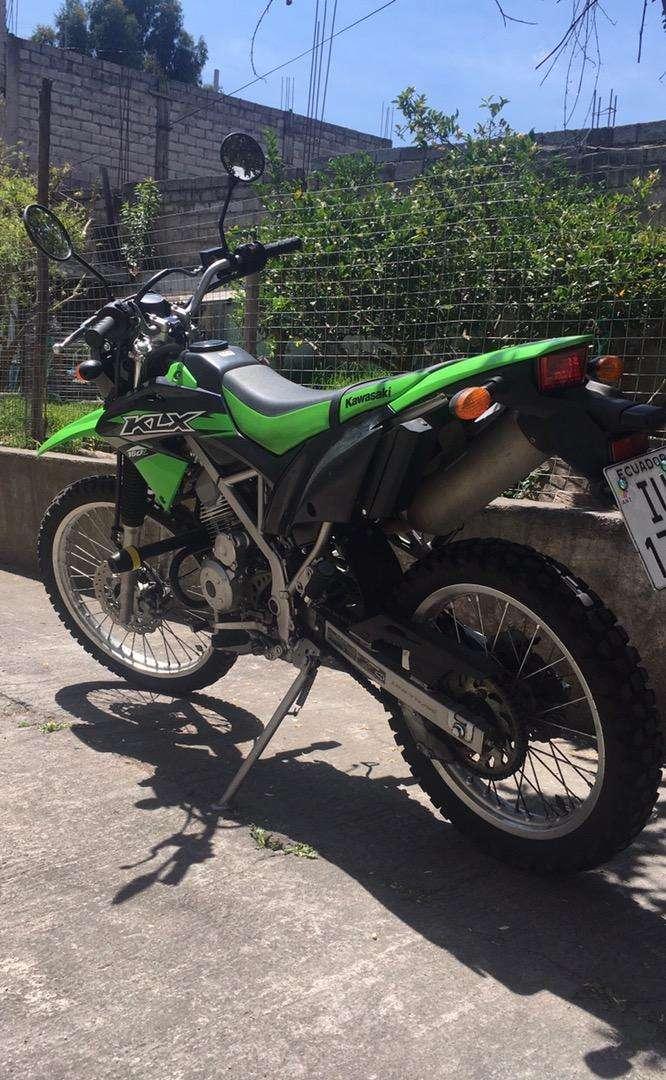 Kawasaki KLX 150L 0
