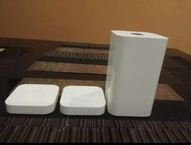 Vendo o cambio a Play Station 4 Airport Extreme y 2 Airport Express