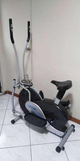 Máquina de Ejercicio - Bicicleta