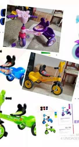 Triciclo infantil cod 97898