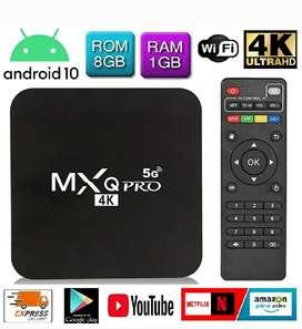 Tv box 1 gb 8 rom