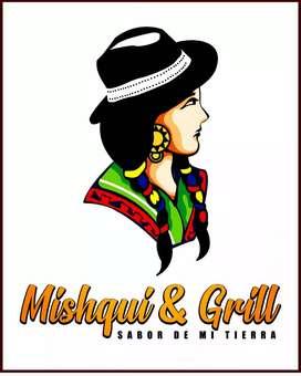 Busco parrillero con experiencia en cocina parilla y cajero para local de tripa mishqui sector la concepcion