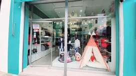 Traspaso boutique de ropa infantil