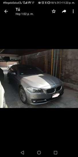 Ocasión BMW 520i 2014 35,000 km casi nuevo