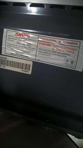 microondas sanyo emgx