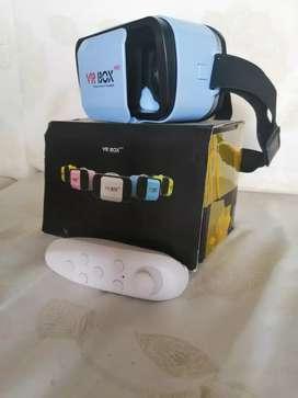 Vendo gafas VR BOX
