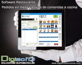 Digisoft Software restaurant