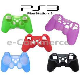Protector Silicon Control Play 3 Mando Palanca PlayStation 3 PS3
