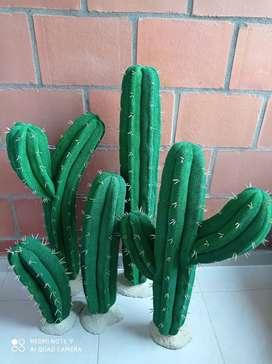 Cactus artesanales