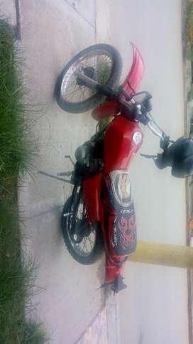Vendo O Cambio Honda Xl