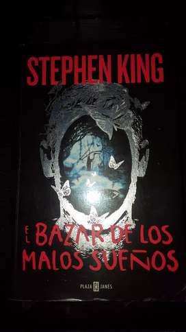 SE VENDE LIBRO DE STEPHEN KING