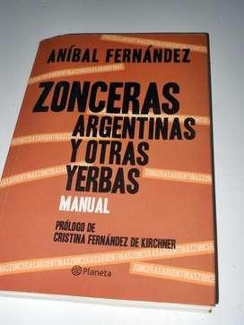 zonceras Argentinas y otras yerbas, de Anibal Fernandez
