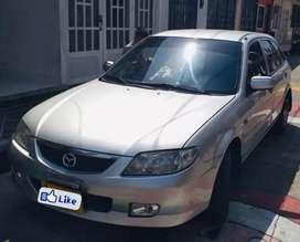 Vendo carro Mazda allegro