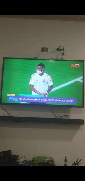 Televisor Samsung 43' 4k hdr mu6100