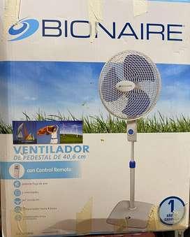 Ventilador de pie Bionaire