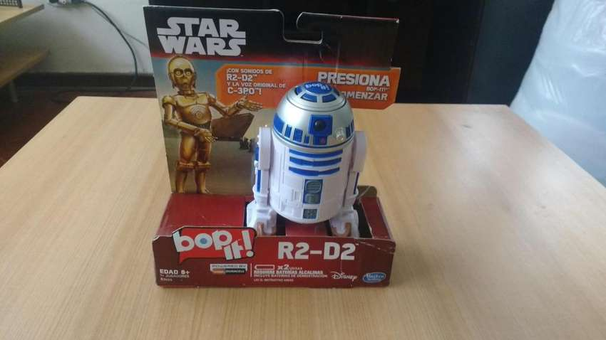 Juguete Bop iT R2d2 star wars 0