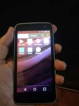 LG k4 nuevo sin detalles