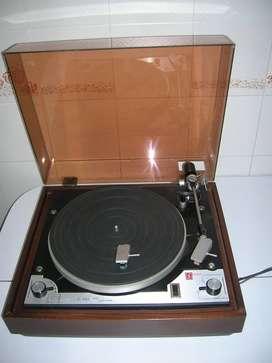 Bandeja Gira discos Sincron C-71H