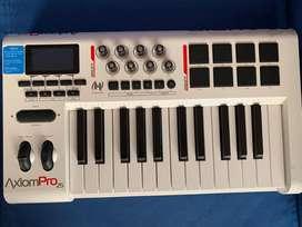 Controlador MIDI M-AUDIO Axiom Pro 25
