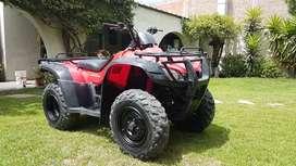 Se vende cuatrimoto honda fourtrax 350 cc 4x4