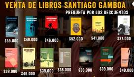 Santiago Gamboa Libros