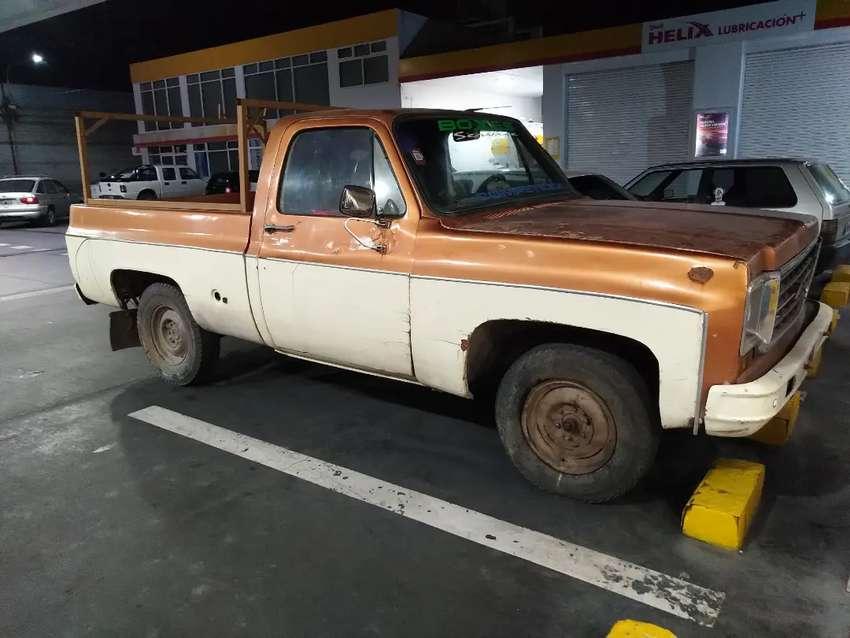 Vendo Chevrolet c10 0