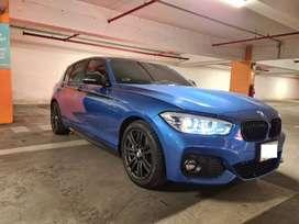 BMW 120i paquete M año 2017