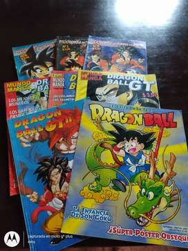 Dragon Ball Gt - Mundo Manga