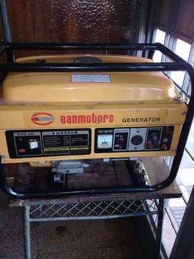 Generador 2500 w banmotors