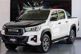 TOYOTA HILUX GAZOO RACING 4X4 V6 4.0 AUT 2021