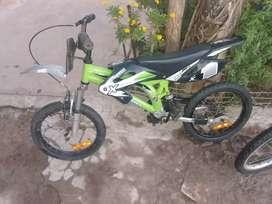 Vendo bicicleta X TERRA rodado16