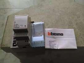 Alimentador adicional modelo 346020  2 hilos, 2 mód. DIN, 27V – 600mA